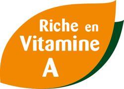 Riche en vitamine A