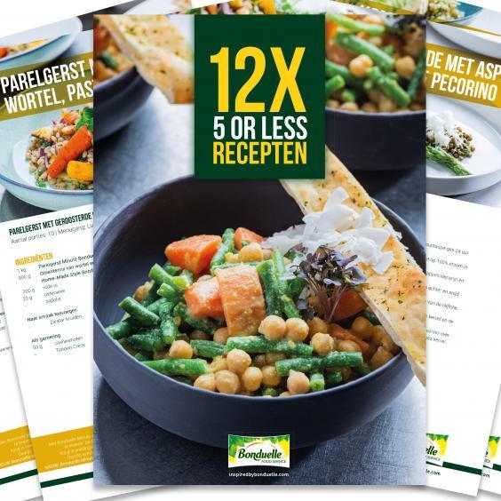 receptenboekje 5-or-less