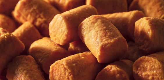 Bouchées de carottes cuisinées