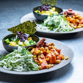 Plantbased Salads: Indonesian salad