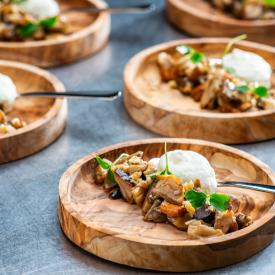 Grazing table: Sweet mushrooms