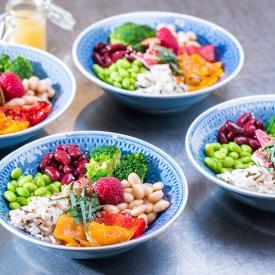 Buddha Bowl: Protein power bowl