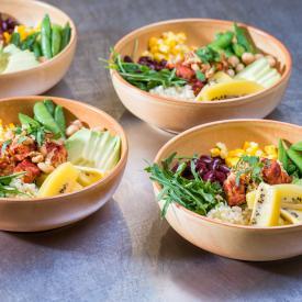 Buddha Bowl: Vegan summer bowl