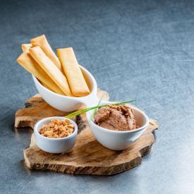 24/7 groenten: Buttery peanut spread