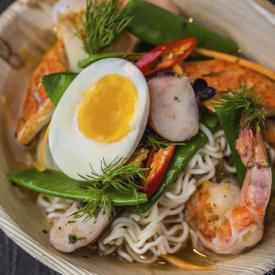 Seafood Hotpot Asia