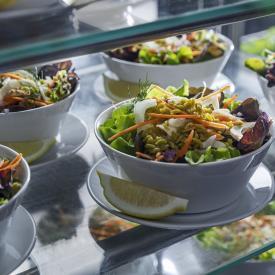 Pépites Salat mit Fenchel