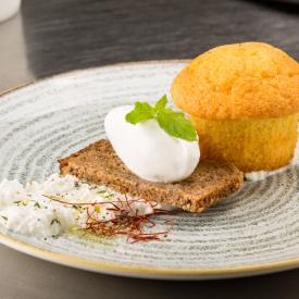 Muffin dolcesalato alla zucca