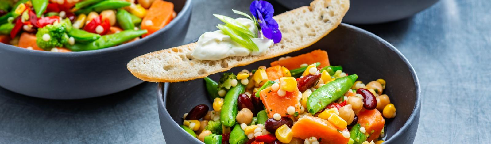 Grazing table: Glorious Texane Peas